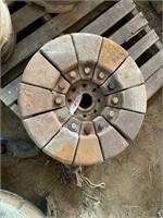 Pair of Wheel Weights