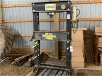 Giant 50 Ton Pneumatic Shop Press