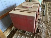 3pth Fertilizer Tank