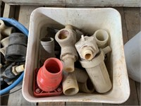 Large Variety of Pipe Fittings