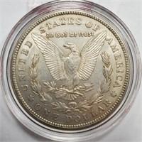 1921-D; 1921-S & 1921 SILVER MORGAN DOLLARS (11)
