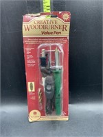 Creative wood burner value pen - new