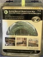 6ft super bright ripe light kit- new
