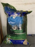 Premium quality grass seed opened 7lb bag
