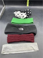 5 Women's headbands , north face and more