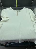 White stag women's shirts and skirt all XL