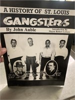 A history of STL gangsters book