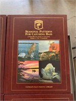 4 bass fishing books
