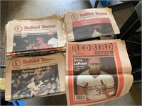 1983 red bird review newspapers