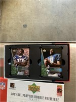 2004, 2005, & 2006 nfl players rookie cards