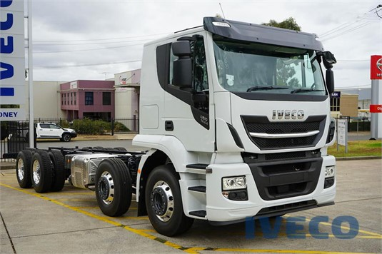 2020 Iveco Stralis Iveco Trucks Sales  - Trucks for Sale