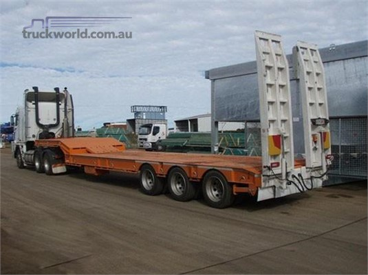 2013 Action Low Loader - Trailers for Sale