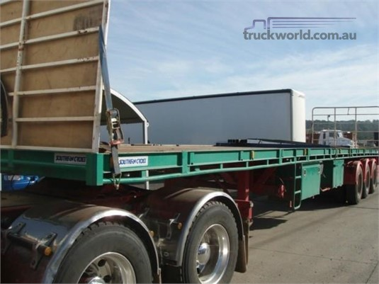 2008 Southern Cross Flat Top Trailer - Trailers for Sale