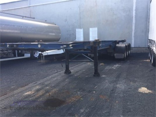 Ophee Skeletal Trailer - Trailers for Sale