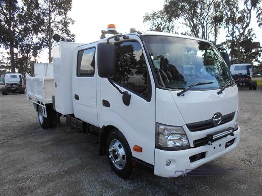 2013 Hino 300 Series 917 - Trucks for Sale