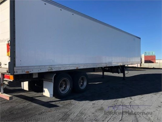 2006 Maxitrans Refrigerated Trailer - Trailers for Sale