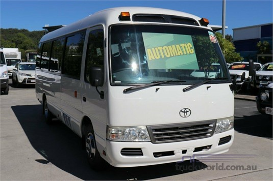 2013 Toyota Coaster 50 Series Deluxe - Buses for Sale