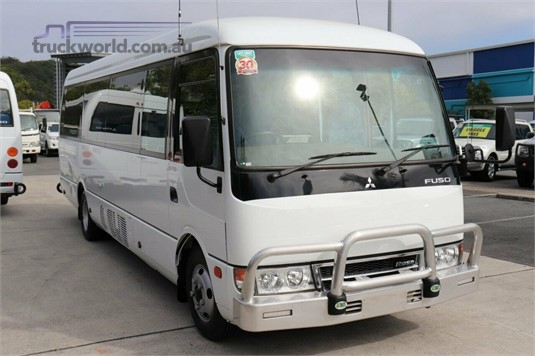 2016 Mitsubishi Rosa BE64D Deluxe - Buses for Sale