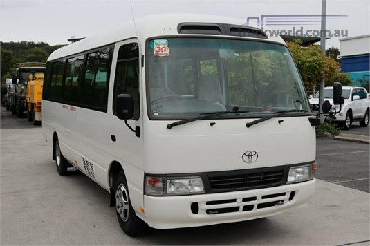2003 Toyota Coaster Bus - Buses for Sale