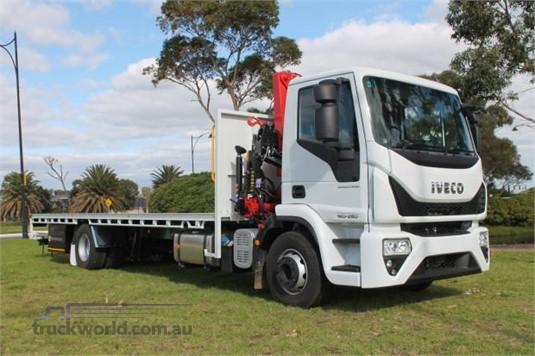2019 Iveco Eurocargo ML160 - Trucks for Sale
