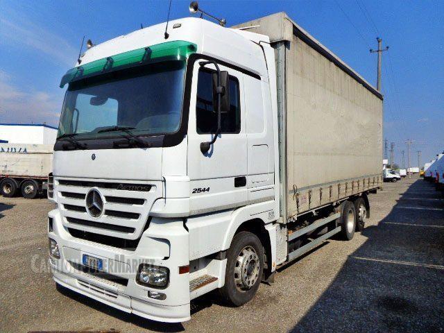 Mercedes-Benz ACTROS 2544