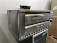 Blodgett 911-P Single Stone Pizza Oven