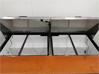"True TSSU-60-30M 60"" Mega Top Sandwich Table"