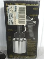 Craftsman Grease & Spray Gun