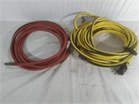 Air Hose & Power Cord