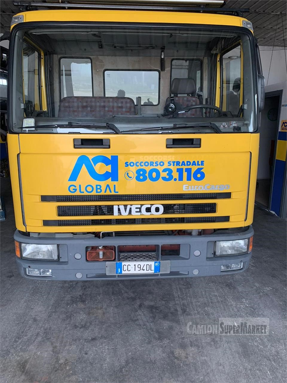 Iveco EUROCARGO 80E15