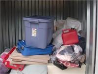 August 2020 Storage Units