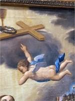 11 - FRAMED RELIGIOUS WALL ART