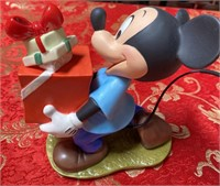 N - 1995 HOLIDAY ARRIVED MICKEY MOUSE W/BOX