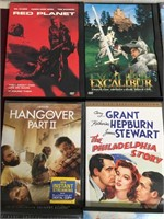 11 - LOT OF 9 DVD MOVIES