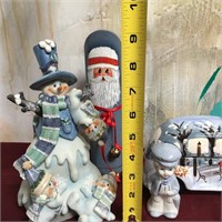 11 - LARGE LOT OF HOLIDAY DECOR - SEE PICS