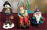 11 - LOT OF HOLIDAY DECOR - SEE PICS