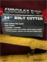 11 - LOT OF 2 BOLT CUTTERS