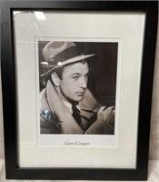 11 - FRAMED GARY COOPER WALL ART