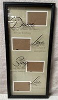 11 - LOT OF MIXED PHOTO FRAMES
