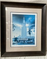 11 - FRAMED THEATER WALL ART