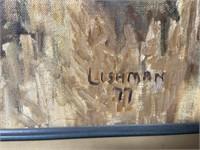 11 - FRAMED & SIGNED WALL ART