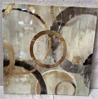 11 - BEAUTIFUL CIRCLES WALL ART
