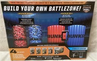 11 - NEW BUNKER INFLATABLE GAME FIELD