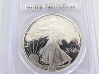 1993 American Eagle, Silver 1 Dollar Proof