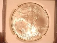 2006 American Eagle, Silver 1 Dollar