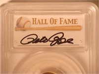 2014 Comm. Gold 5 Dollars Baseball Hall of Fame,