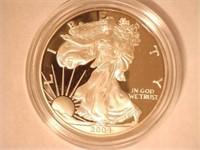 2004 American Eagle, Silver 1 Dollar Proof