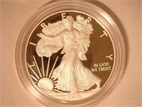 2010 American Eagle, Silver 1 Dollar Proof