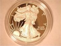 2008 American Eagle, Silver 1 Dollar Proof