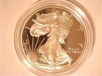 2003 American Eagle, Silver 1 Dollar Proof